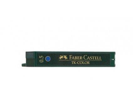 Tuhy do Mikrotužky Faber-Castell 0,5 - modré