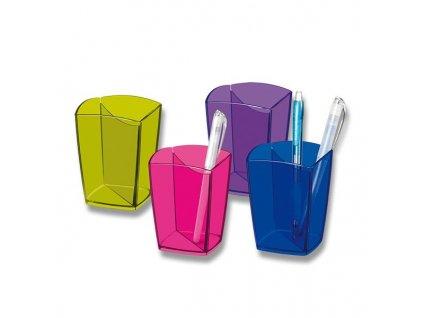 Stojánek na tužky Cep Pro Happy - mix barev