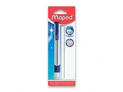 Gumovací tužka Maped Gom-Pen, snáhradní pryží, blistr