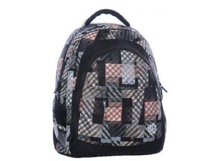 Studentský batoh Bagmaster Digital 0215 C
