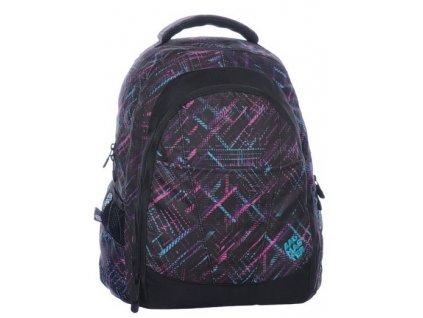 Studentský batoh Bagmaster Digital 0115 B