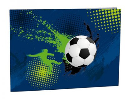Desky na číslice Football 3