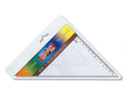 Trojúhelník s ryskou nelámavý 744200