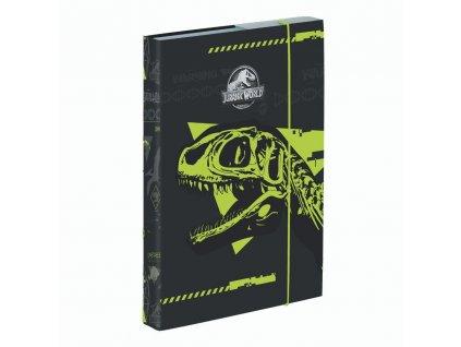 Školní box na sešity A4 Karton P+P - Jurassic World