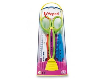Umělecké nůžky Maped Creá Cut s5 páry čepelí vboxu