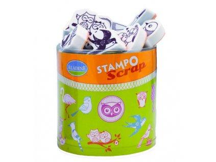 StampoScrap, Ptáčci