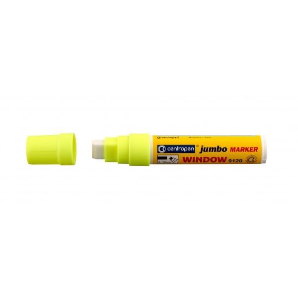Centropen 9120 bílý Barva: Žlutá