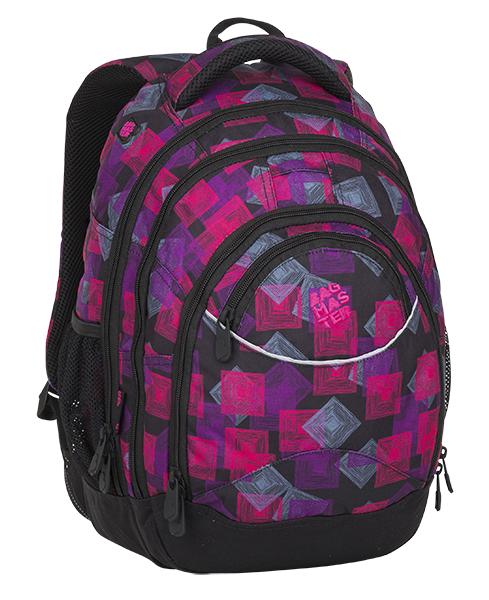 Studentský batoh pro holky Bagmaster ENERGY 8 E