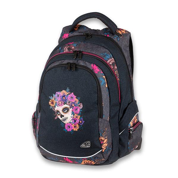 Studentský batoh pro holky Walker Fame Dia de Muertos