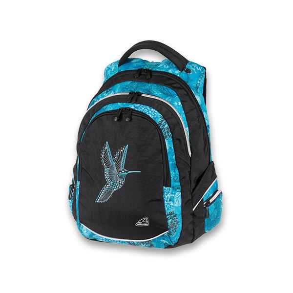 Školní batoh pro holky Walker Fame Bird of Paradise