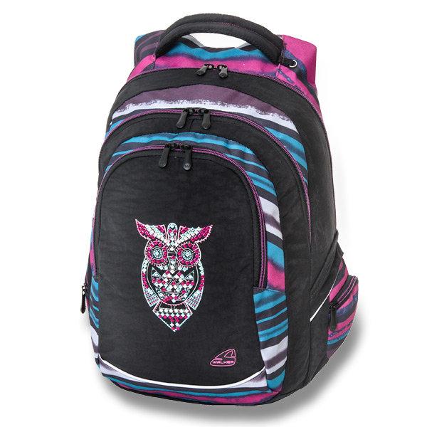 Školní batoh pro holky Walker Fame Dark Owl