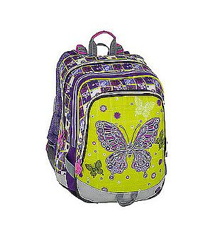 Školní batoh pro prvňáčky Bagmaster Alfa 8 A