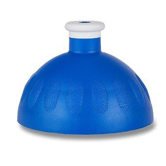 Náhradní víčko Zdravá lahev - výběr barev Barva: Modrá/bílá zátka