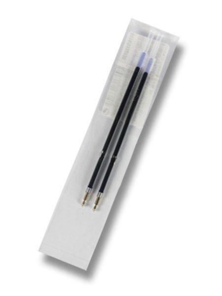 Náplň do kuličkové tužky - inkoust se sníženou viskozitou - modrá, 2 ks