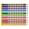 Pastelky Stabilo Easycolors pro leváky - výběr barev
