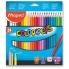 Pastelky Maped Color´Peps, 24 barev