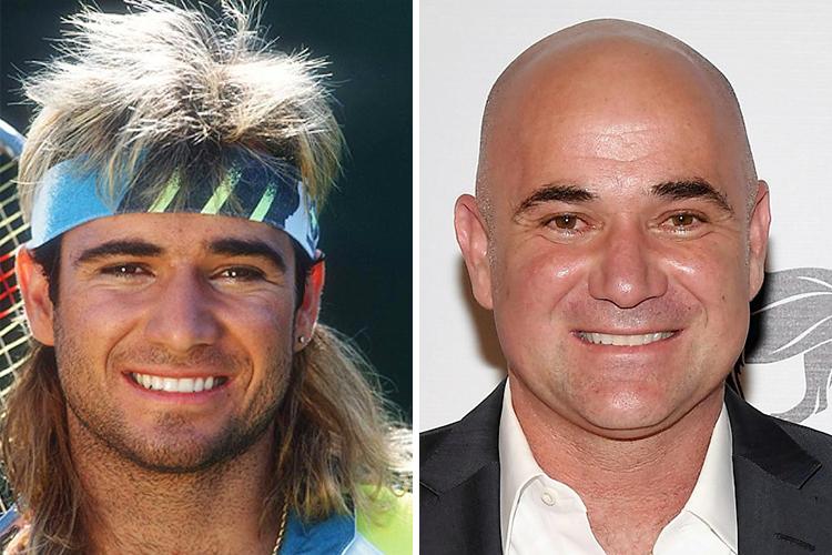 Tenisové legendy dnes