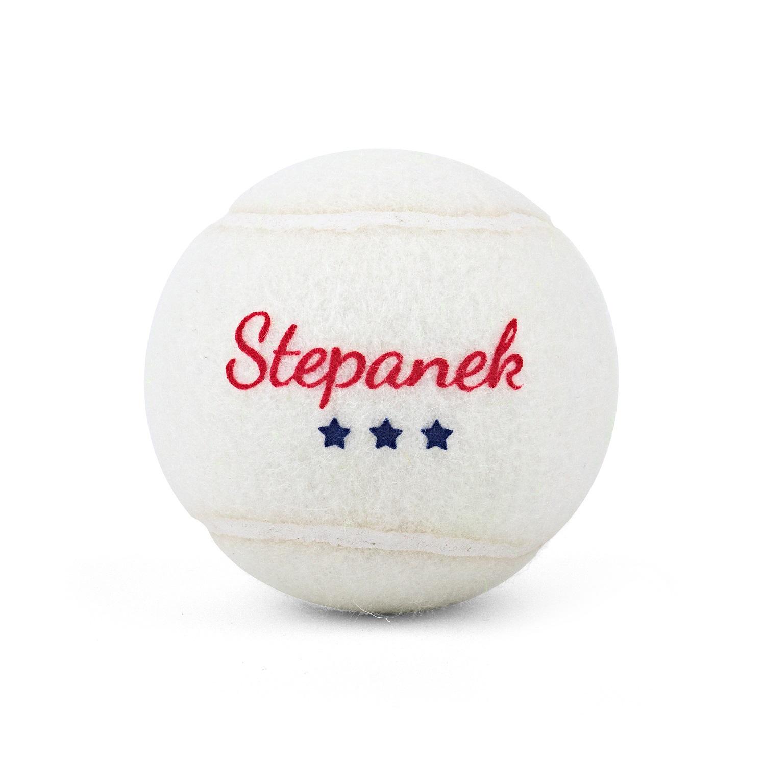 Z historie výroby tenisových míčků