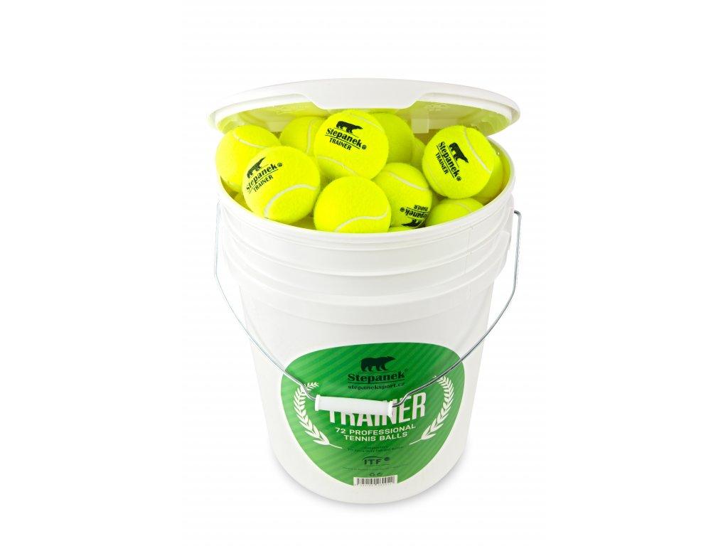 tenisové míčky trainer Štěpánek