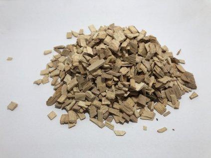 Stelivo z bukového dřeva 4 - 12 mm