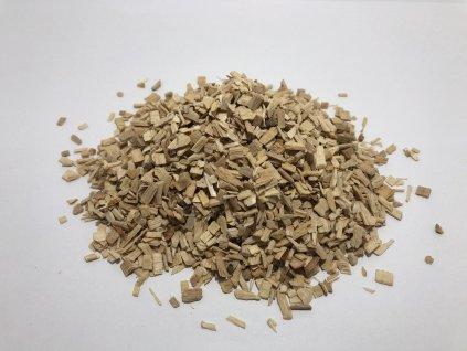 Stelivo z bukového dřeva 2 - 5 mm