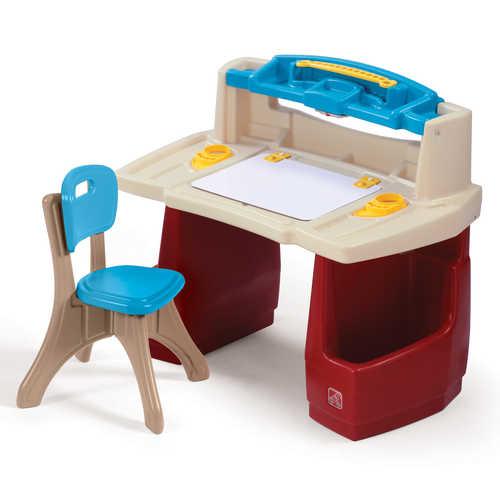 Výtvarné stolečky a tabule