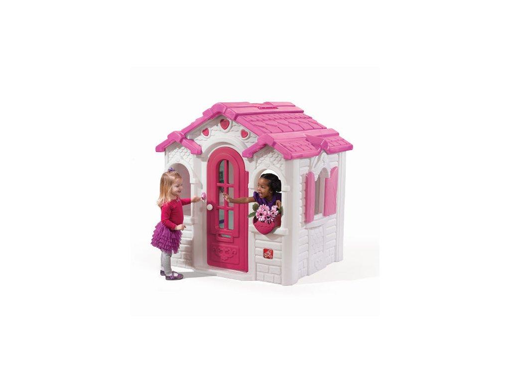 dětský domeček Sweetheart,hrací domečky,domeček na hraní