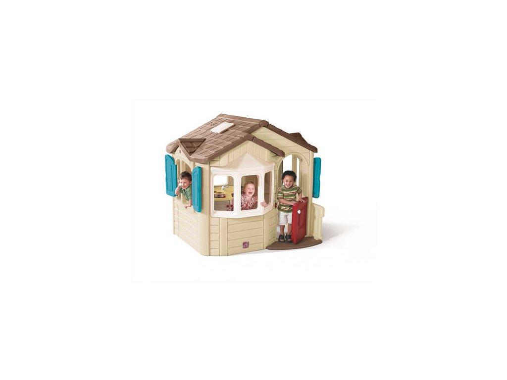 Domeček Welcome home,Domečky,domeček,hrací domečky,domeček na zahradu