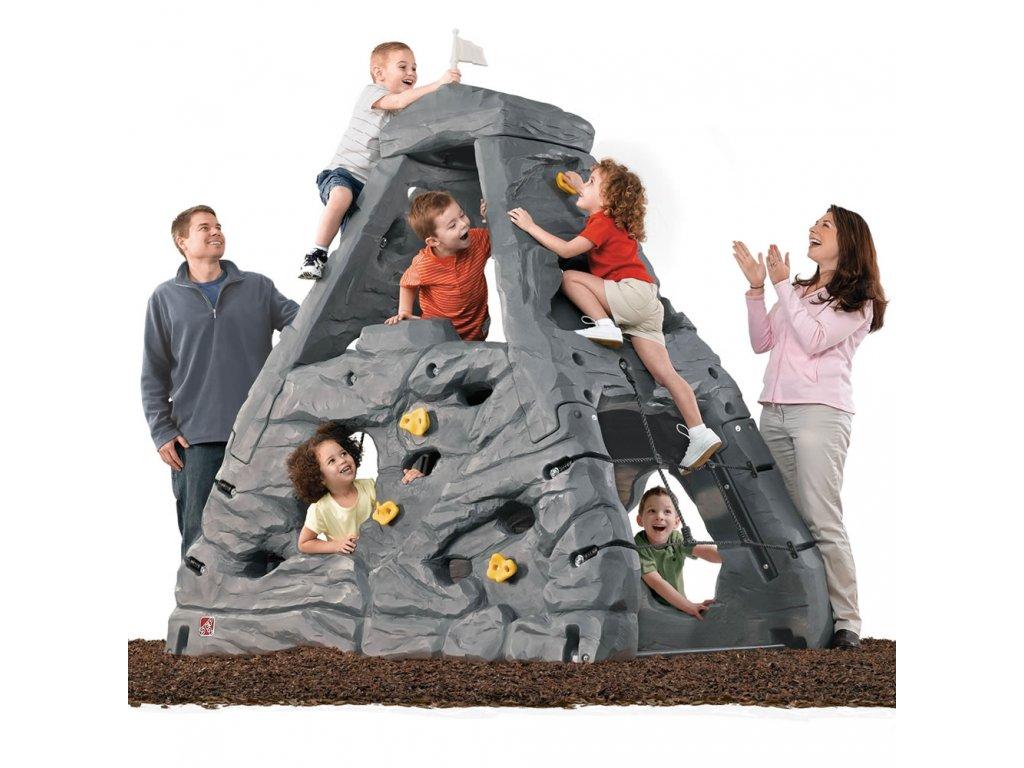 horolezecká skála,prolézačka kilimanjako,dětská horolezecká stěna