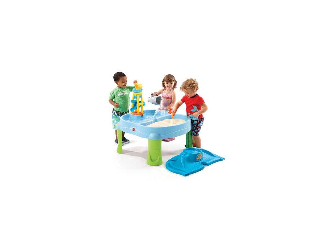 herní stůl písečná zátoka,pískoviště s krytem