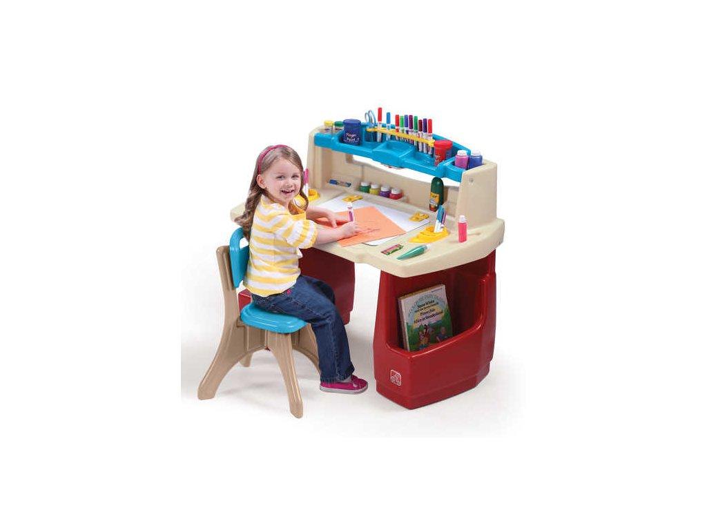dětský výtvarný stolek Art Master,dětský stoleček na kreslení