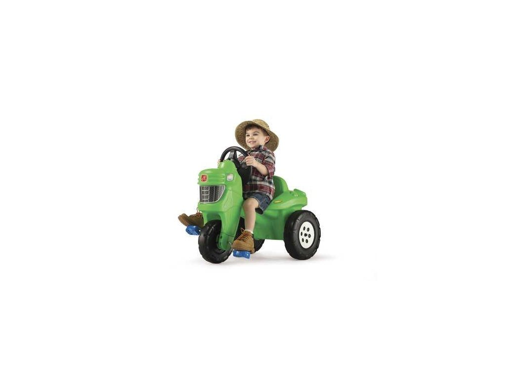Šlapací traktor, šlapadla, odrážedla