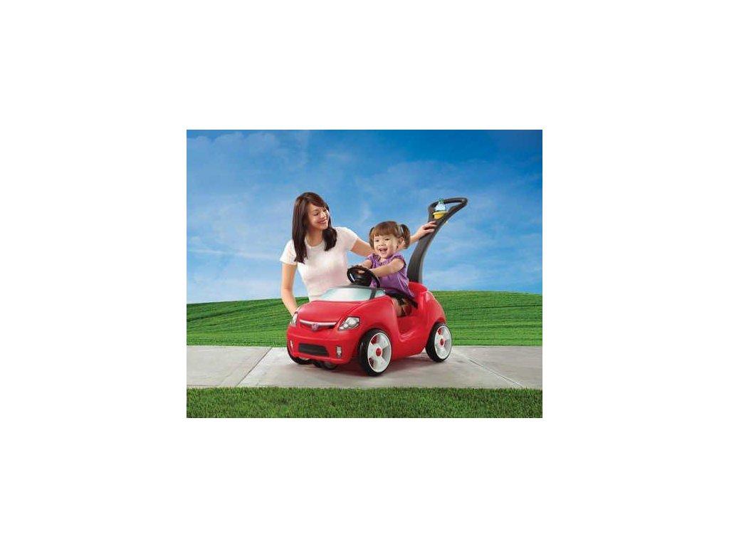 vozítko Sportster s vodicí tyčí,vozítko,dětský vozík