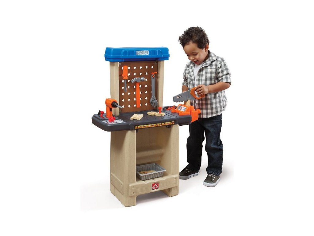 dětský stůl s nářadím,dětský pracovní ponk s nářadím