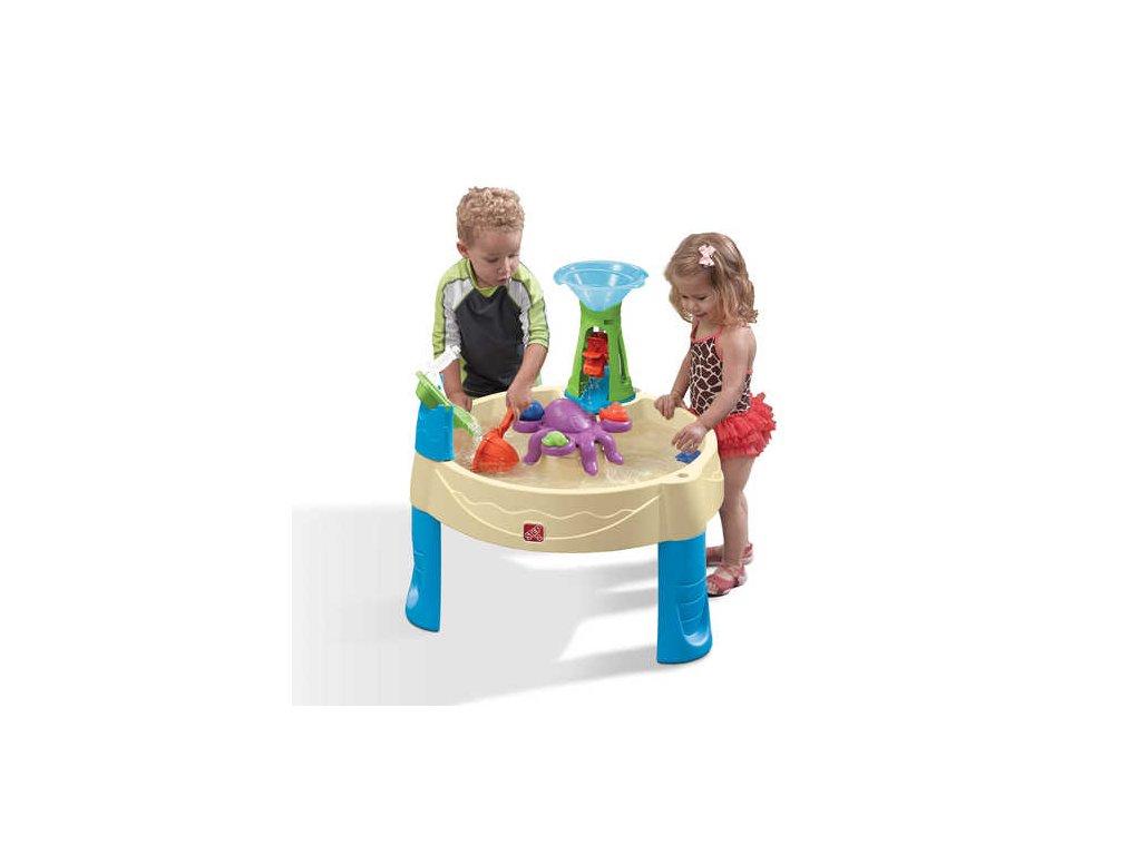 Vodní hřiště Whirlpool,herní stolek s vodou