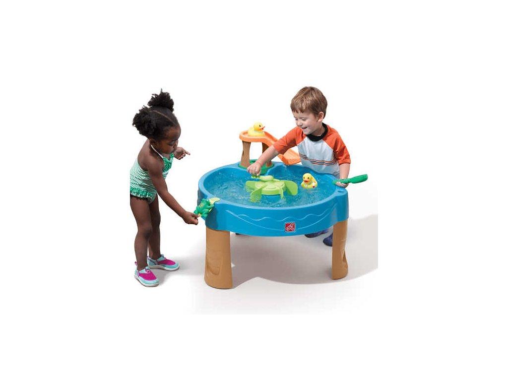vodní hřiště Kačerov,hry na zahradu,herní stolek s vodou,pískoviště