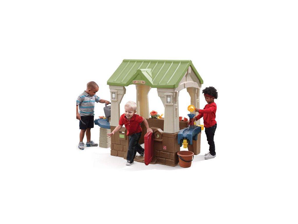 Hrací domeček Great Outdoors,hrací domečky,dětský domeček na hraní