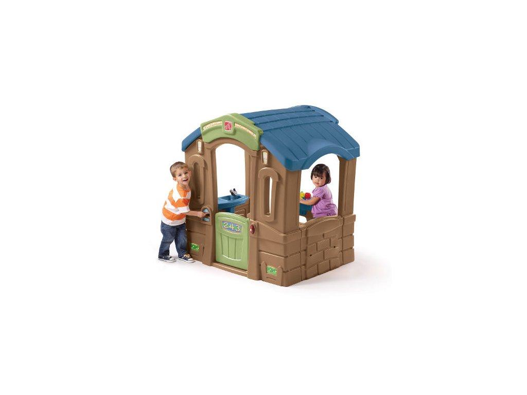 Dětský domeček Play up picnic,dětské domečky,dětský plastový domeček na zahradu