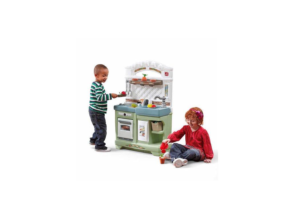 Kuchyňka Garden Fresh,kuchyňka,dětská kuchyňka,dětské kuchyňky