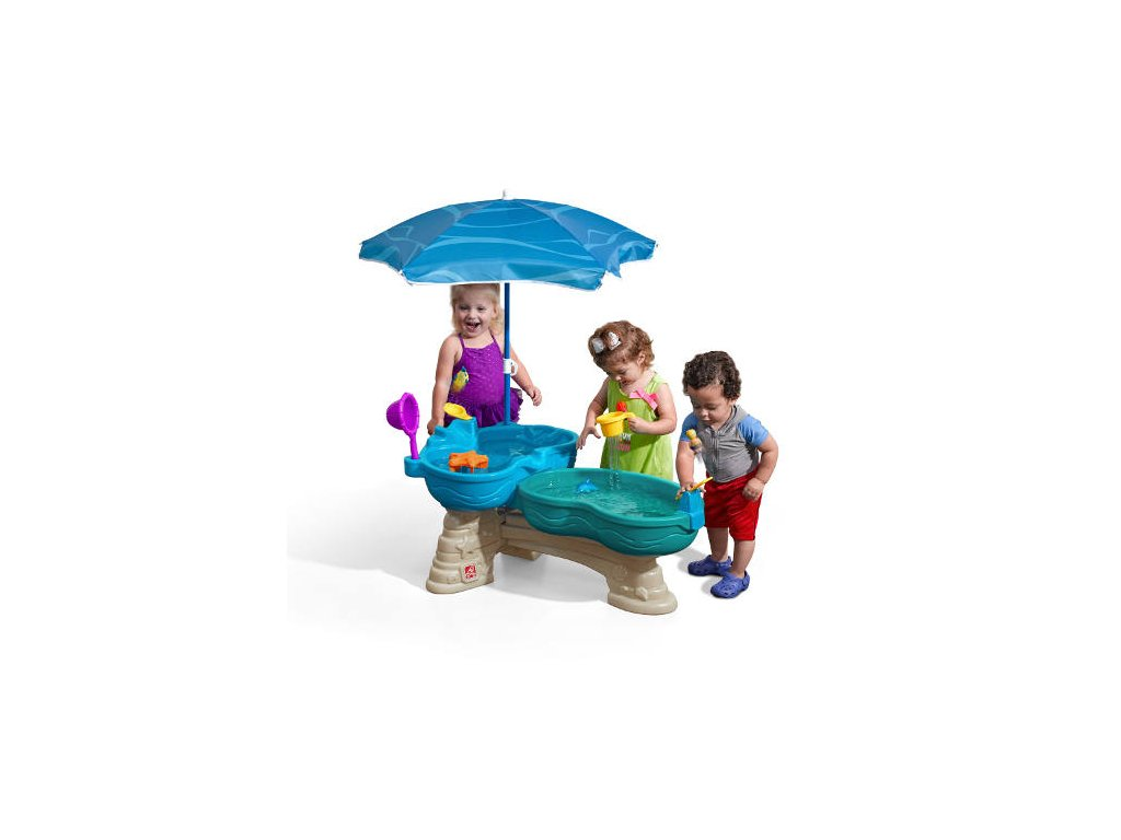 vodní hřiště Spill Splash,herní stůl pro hru s pískem i vodou