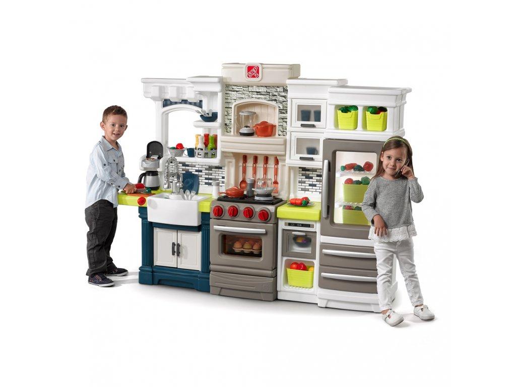 Step2 Dětská kuchyňka Elegant - StepTwo