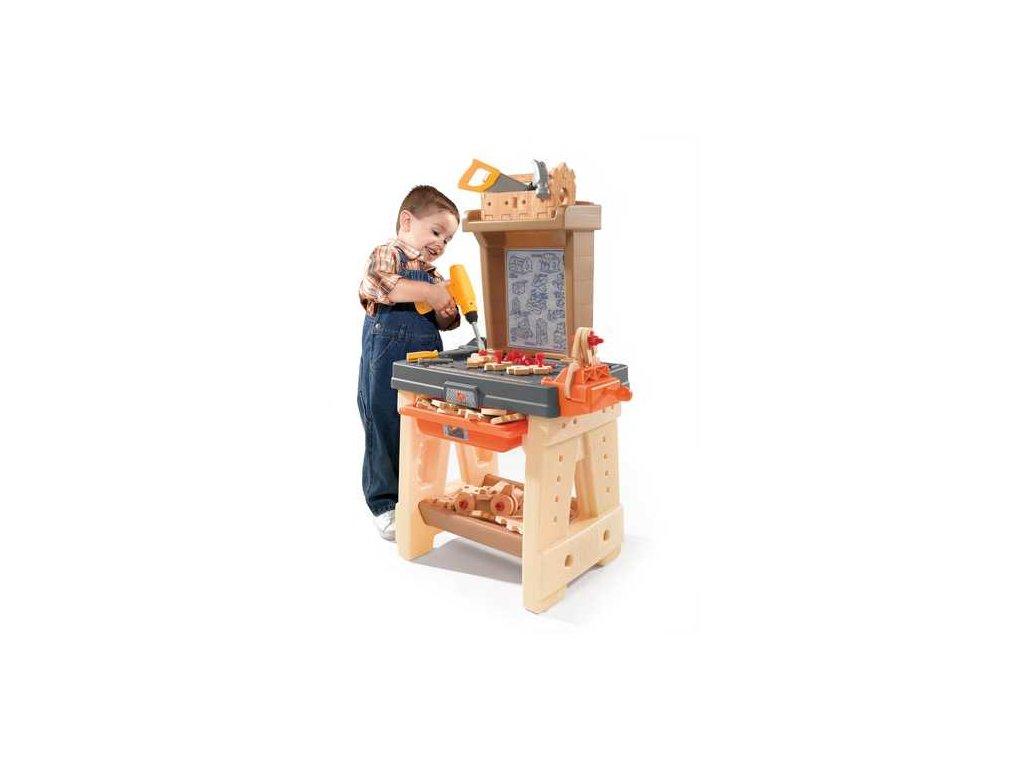 dětská luxusní dílna,dětská dílna s nářadím,dětský ponk