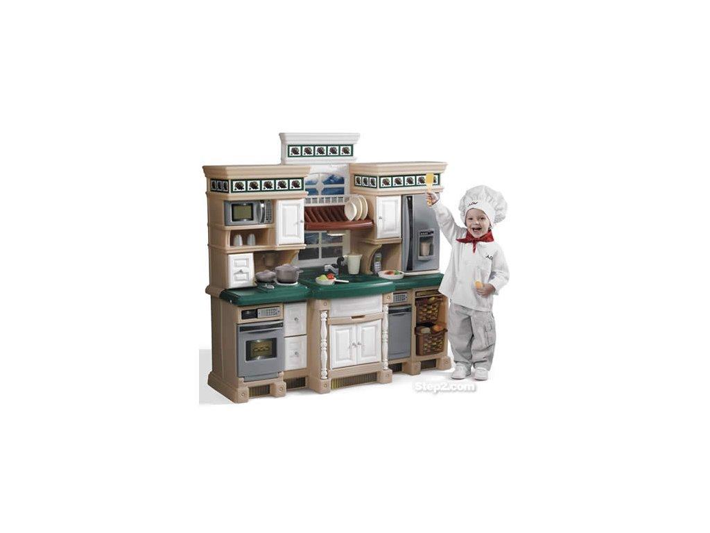 Kuchyňka Deluxe,kuchyňka,dětská kuchyňka,kuchyňka pro děti