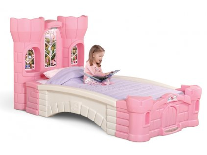 dětská postel,postel hrad,dívčí postel,postel pro holčičku