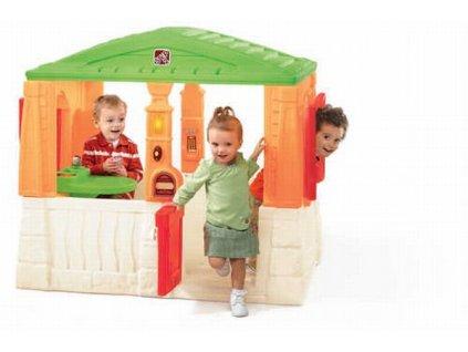 Dětský domeček NeatTidy,domeček,domeček pro děti,elegantní hrací chaloupka