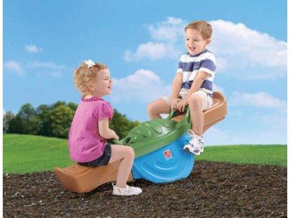 houpadlo pro 2 děti, houpačky, houpadla