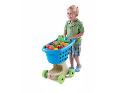 dětský nákupní košík,koš,nákupní vozík,dětský vozík, chodítko