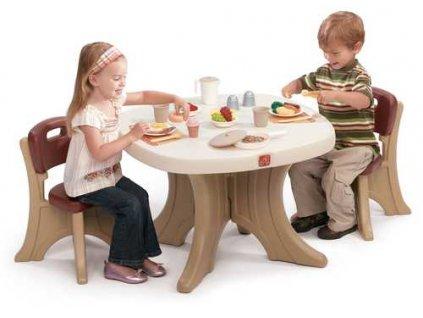 dětský nábytek,dětský stůl se židlemi New Traditions
