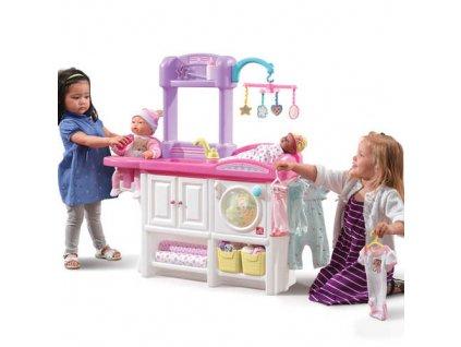 přebalovací pult pro panenky,přebalovací pultík
