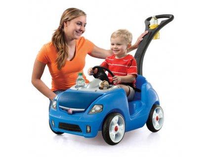 vozítko Buggy Whisper,vozítko s vodicí tyčí
